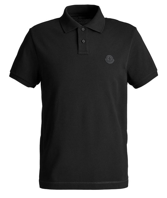 Cyclist Cotton Piqué Polo picture 1