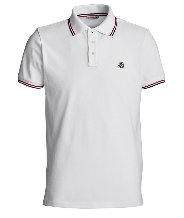 Cotton Piqué Polo picture 1