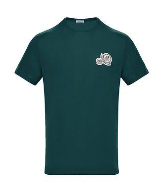 Moncler T-shirt en coton