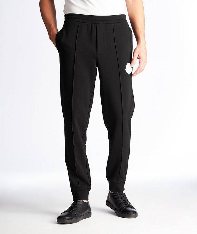 Cotton Drawstring Joggers picture 1