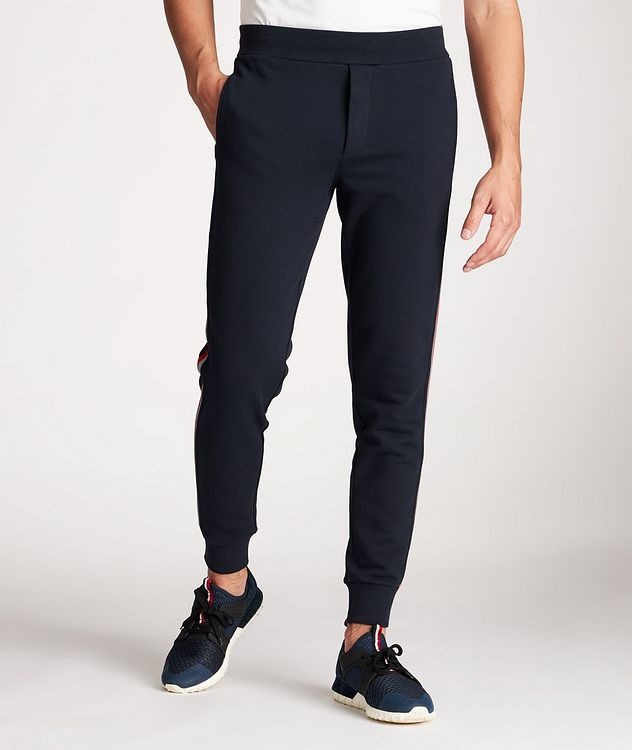 Cotton Drawstring Joggers picture 2
