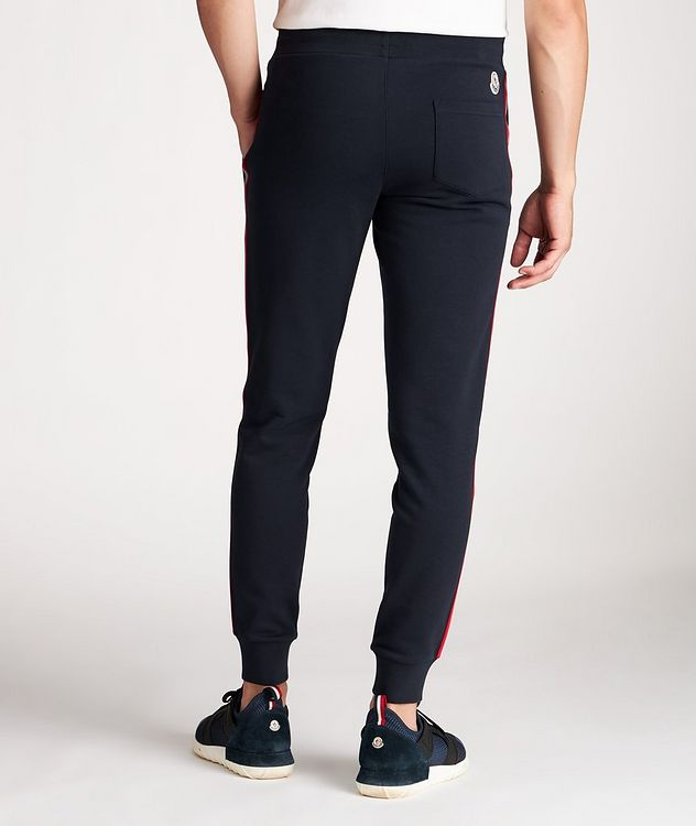 Cotton Drawstring Joggers picture 3