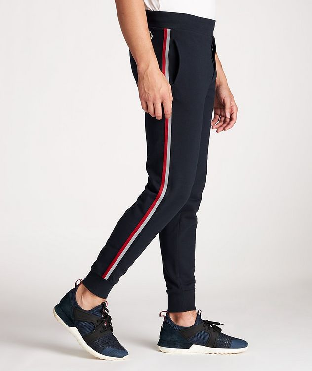 Cotton Drawstring Joggers picture 4