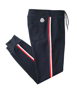 Moncler Cotton Drawstring Joggers