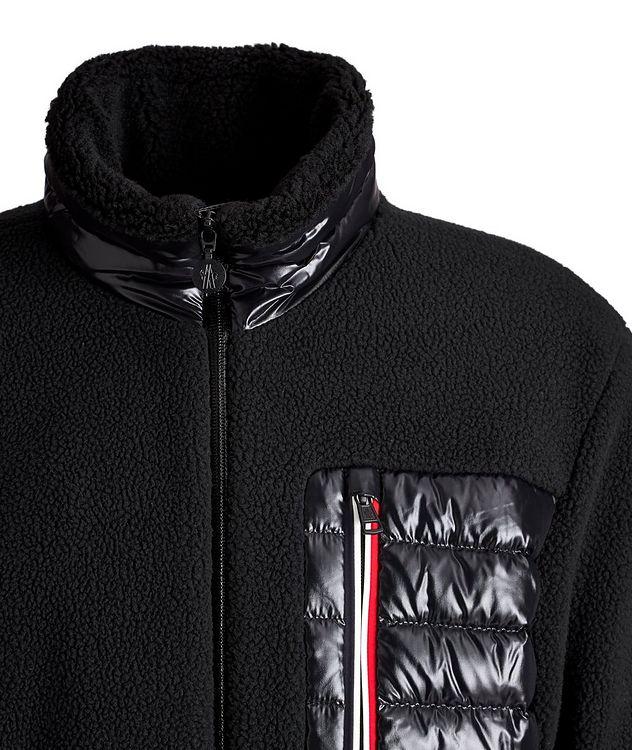Manteau de duvet Sciablese, collection Matt Black picture 2