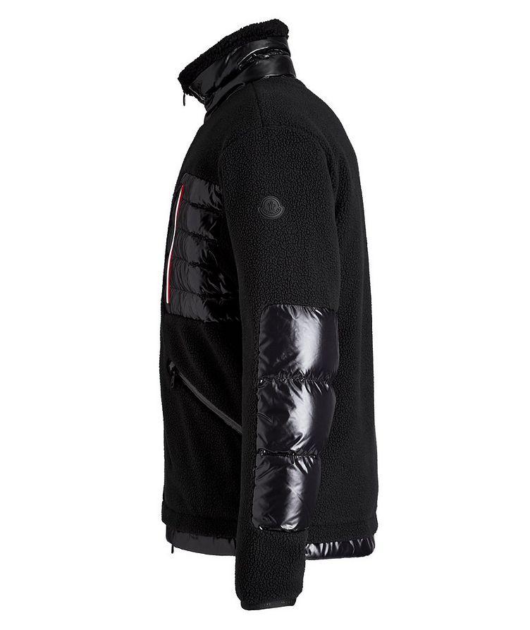 Manteau de duvet Sciablese, collection Matt Black image 2