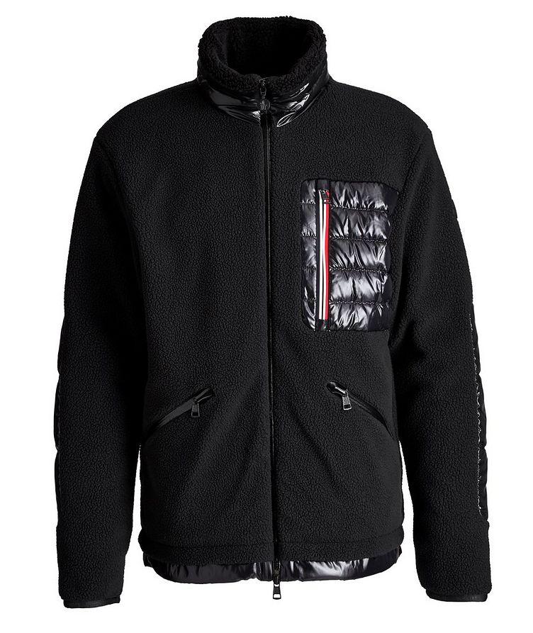 Manteau de duvet Sciablese, collection Matt Black image 0