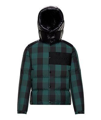 Moncler Gingham Puffer Jacket