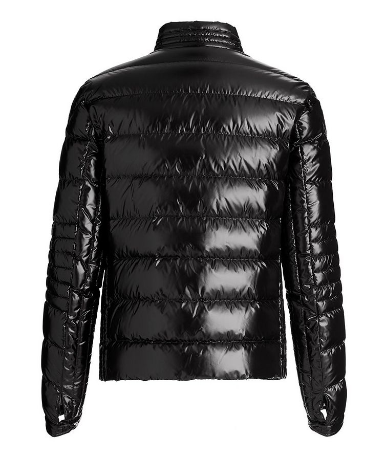 Caroux Quilted Down Moto Jacket image 1