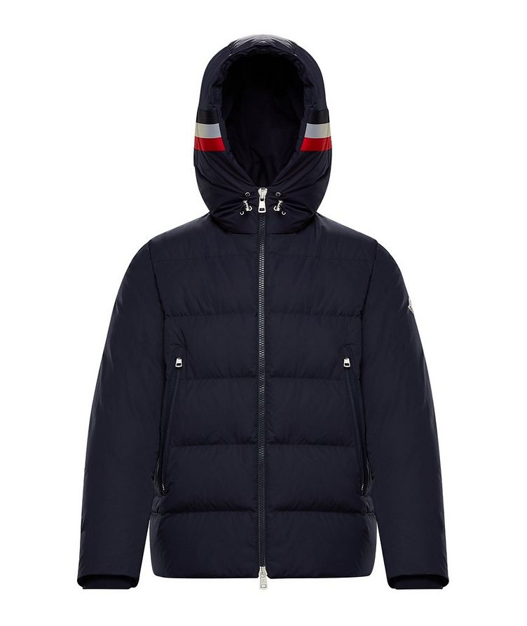 Hooded Puffer Jacket image 0