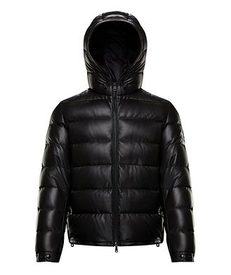 Moncler Gebroulaz Sheepskin Down Jacket