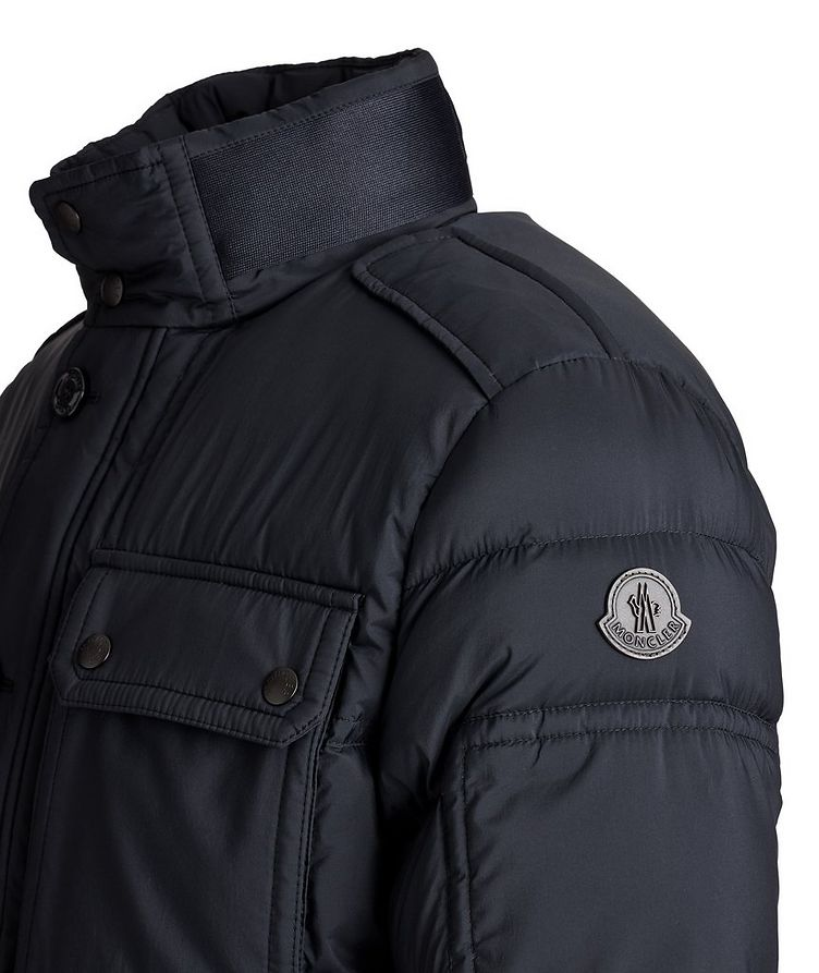 Lagginhorn Quilted Down Field Jacket image 2