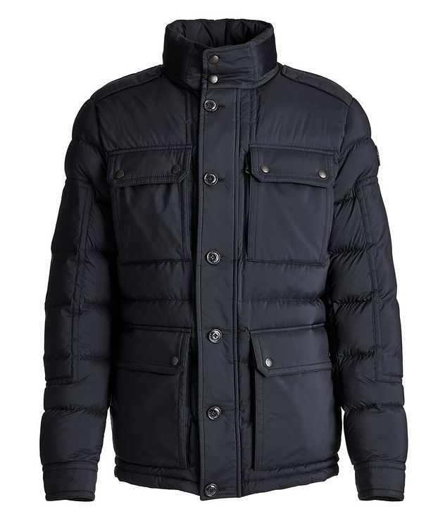 Lagginhorn Quilted Down Field Jacket picture 1