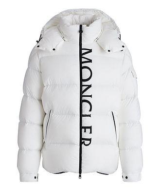 Moncler Matt Black Maures Down Jacket
