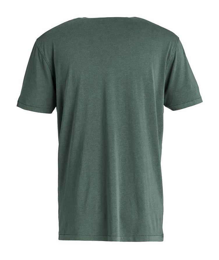T-shirt en jersey de coton image 1