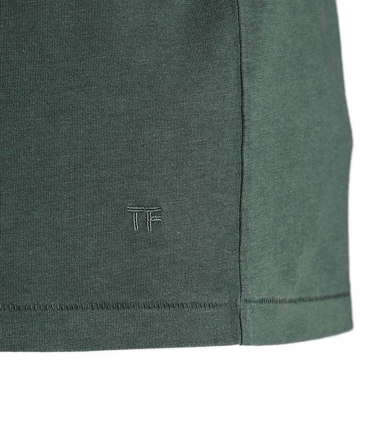 T-shirt en jersey de coton image 2