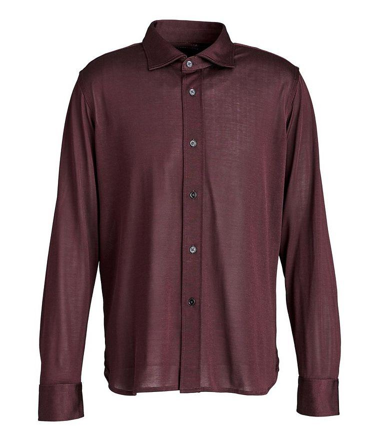 Cotton-Blend Shirt image 0