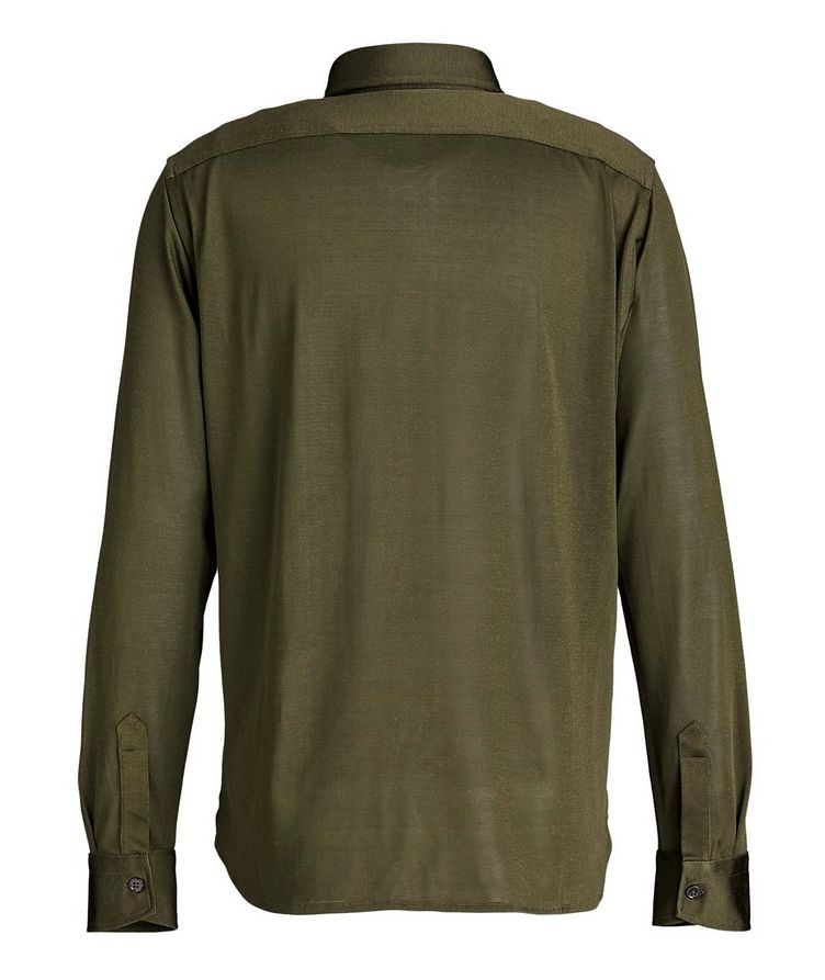 Cotton-Blend Shirt image 1