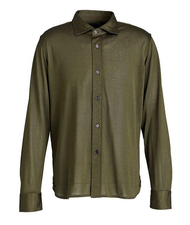 Cotton-Blend Shirt picture 1