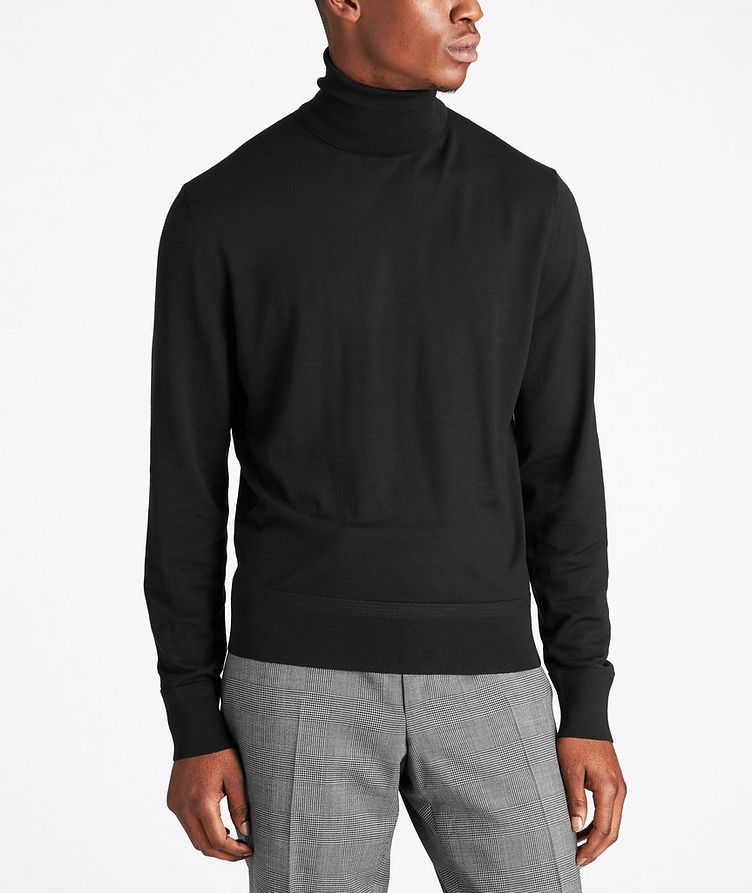 Wool Turtleneck image 1