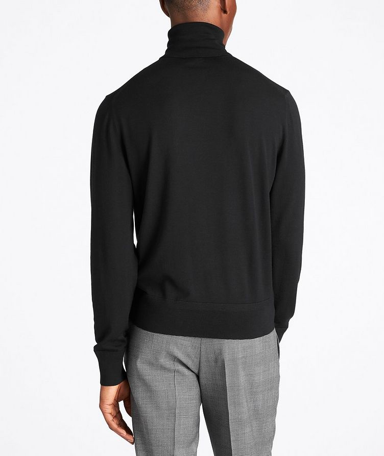 Wool Turtleneck image 2