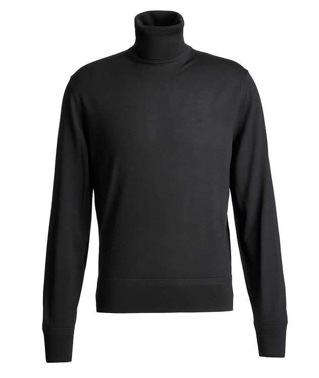 Wool Turtleneck picture 1
