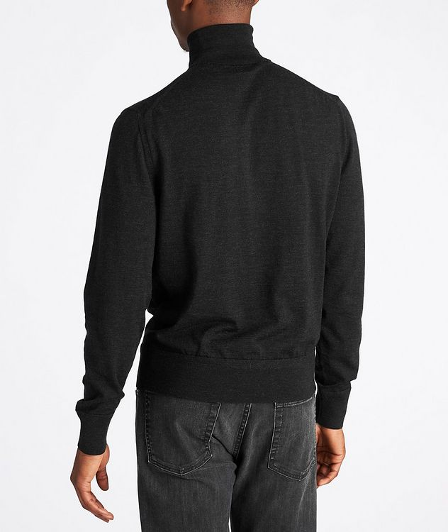 Wool Turtleneck picture 3