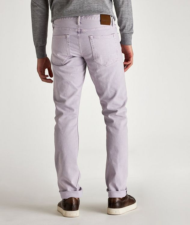 Slim Fit Stretch Jeans picture 2