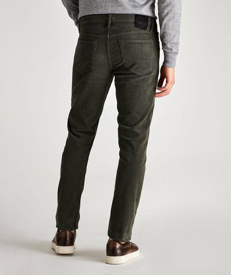Stretch-Cotton Corduroy Jeans image 1