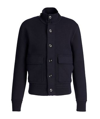 TOM FORD Wool Sweater Jacket