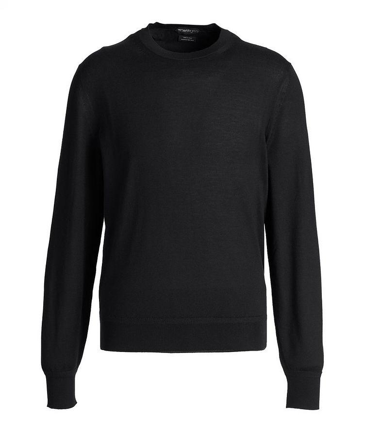 Cashmere-Silk Sweater image 0