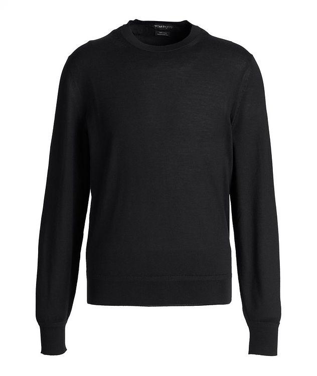 Cashmere-Silk Sweater picture 1