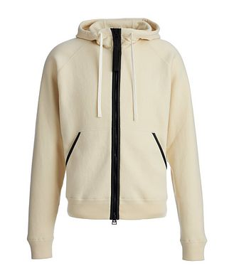 TOM FORD Zip-Up Cashmere Hoodie