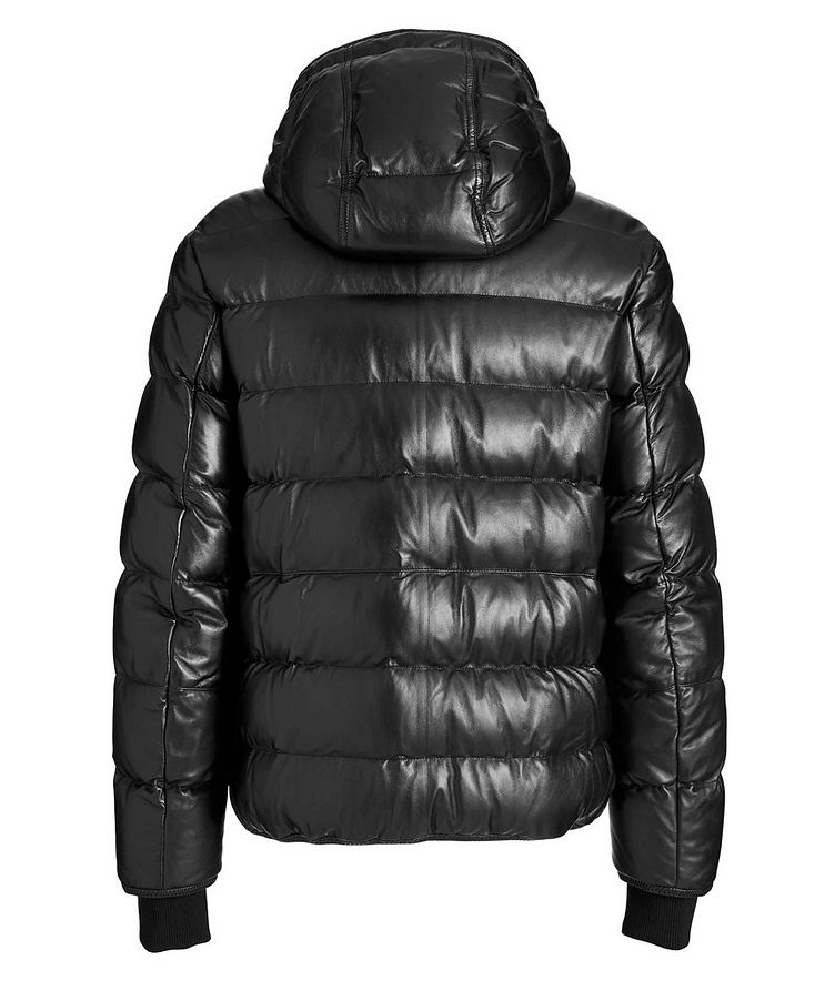Lambskin Puffer Jacket image 1