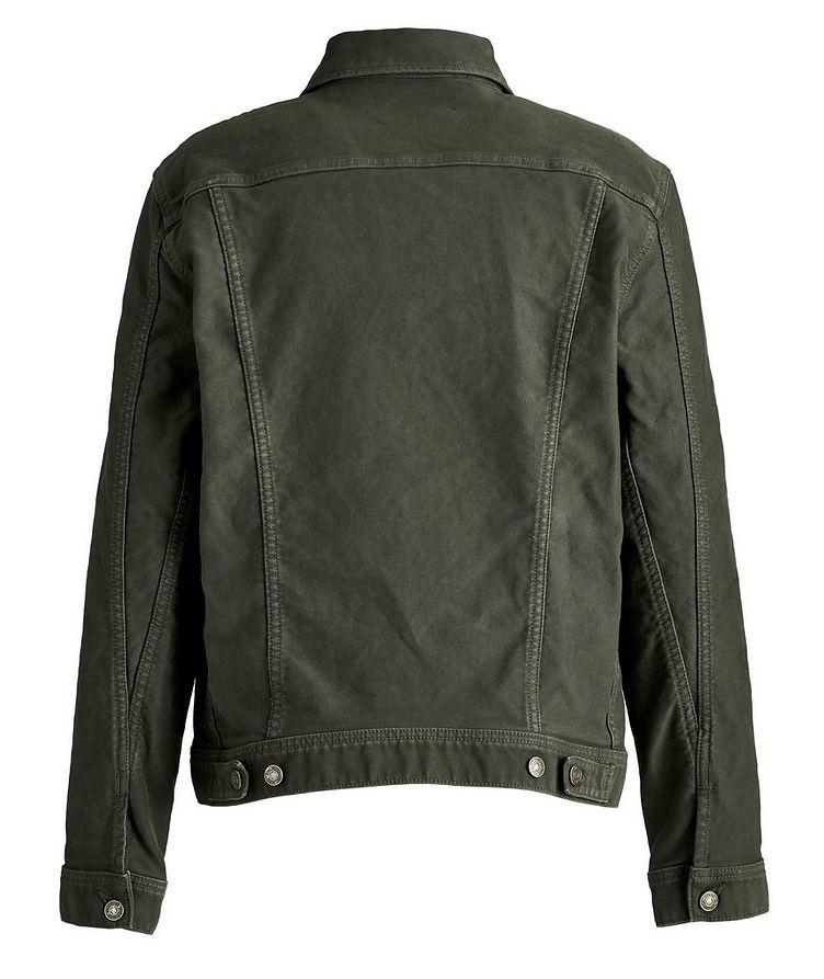 Brushed Cotton Workwear Jacket image 1