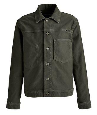 TOM FORD Reverse Pocket Trucker Jacket