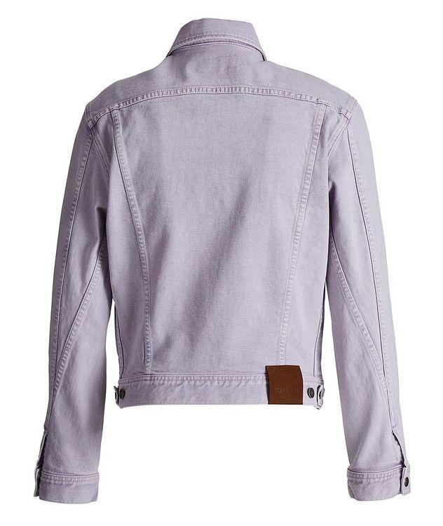 Stretch-Denim Jacket picture 2