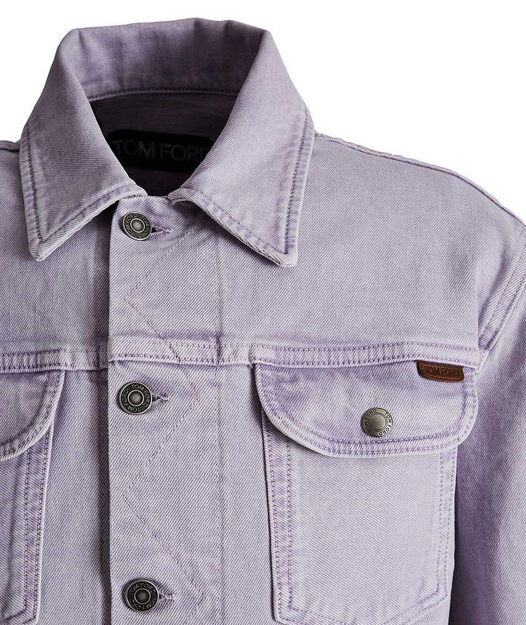 Stretch-Denim Jacket image 2