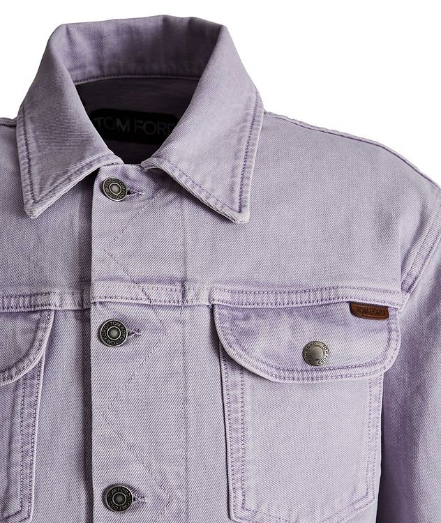 Stretch-Denim Jacket picture 3