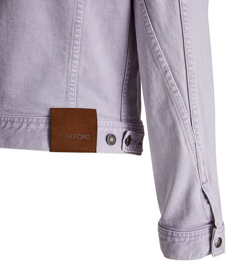 Stretch-Denim Jacket image 3