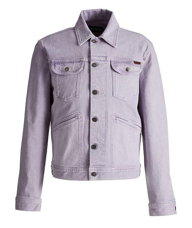 Stretch-Denim Jacket picture 1
