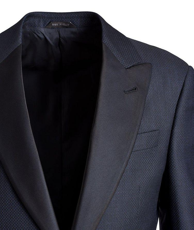 Soft Construction Wool Tuxedo image 1