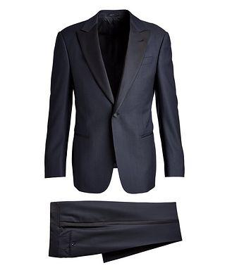 Giorgio Armani Soft Construction Wool Tuxedo