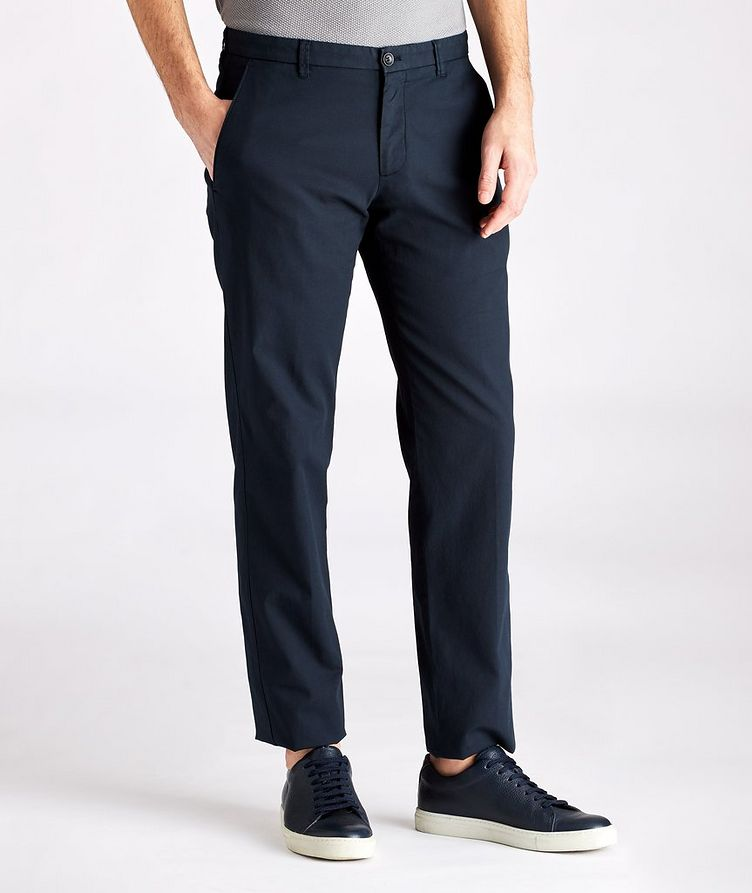Slim-Fit Stretch-Cotton Chinos image 0