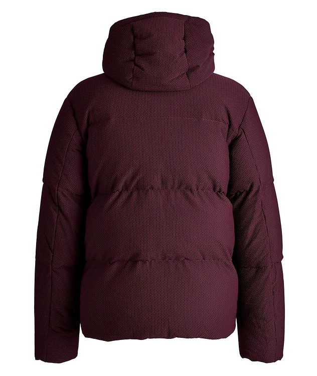 Caban Quilted Puffer Jacket picture 2
