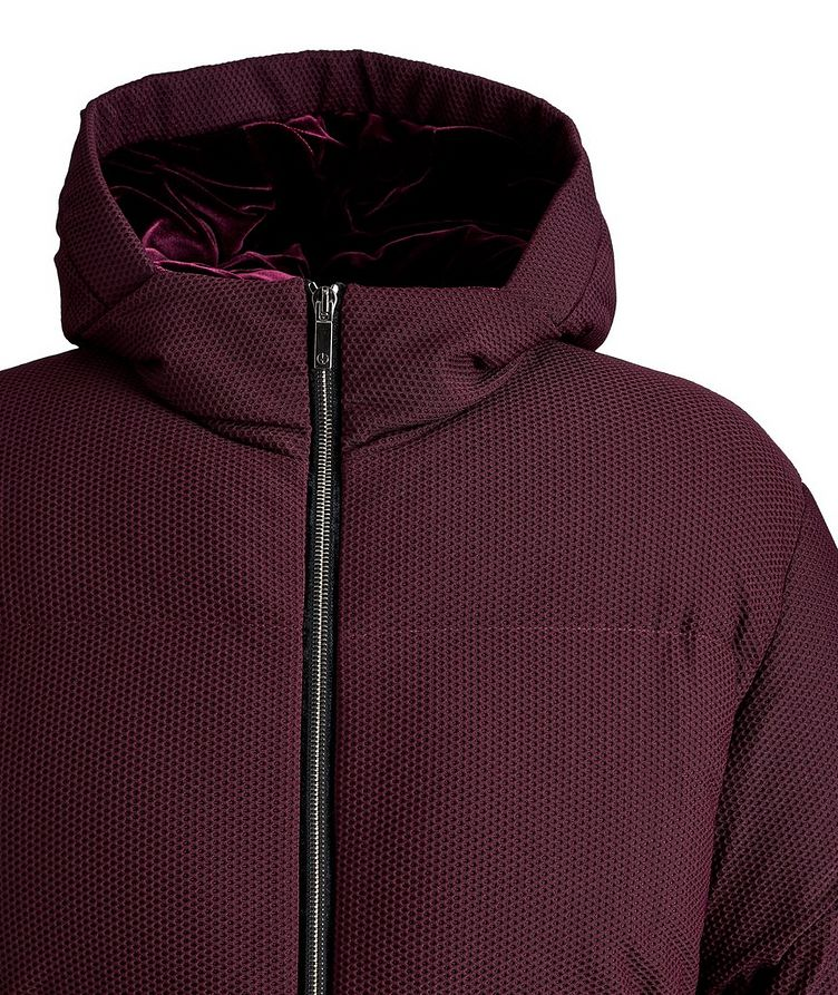 Caban Quilted Puffer Jacket image 2