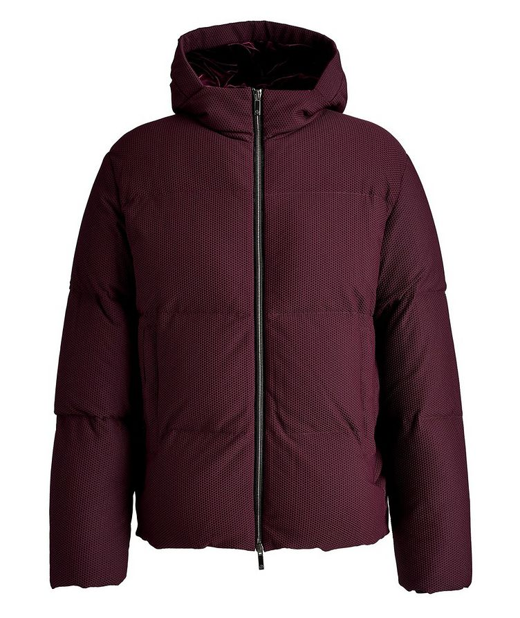 Caban Quilted Puffer Jacket image 0