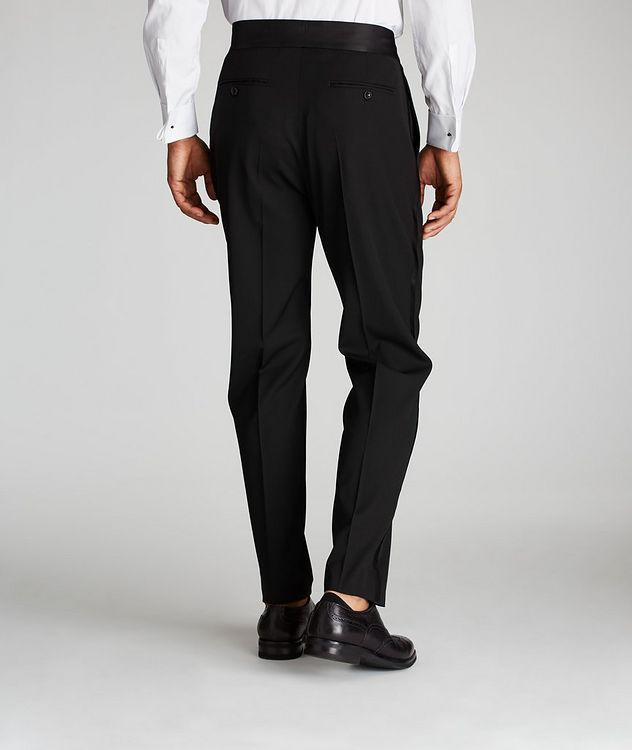 Pantalon de soirée de coupe amincie picture 2