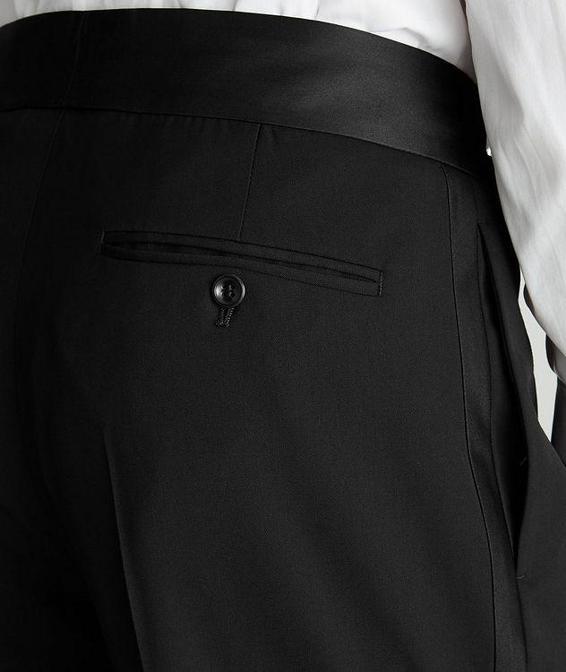 Pantalon de soirée de coupe amincie picture 3