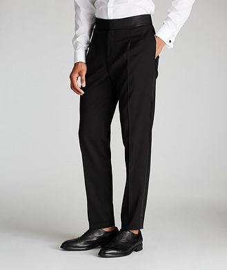 Giorgio Armani Slim Fit Tuxedo Pants
